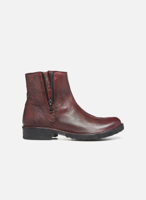 Bottines et boots Khrio 10520K Rouge vue derrière
