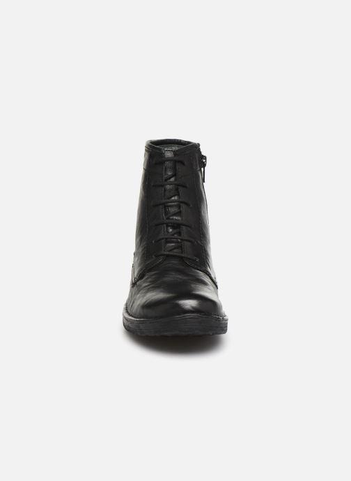 Bottines et boots Khrio 10521K Noir vue portées chaussures