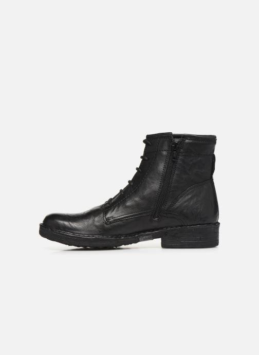 Bottines et boots Khrio 10521K Noir vue face