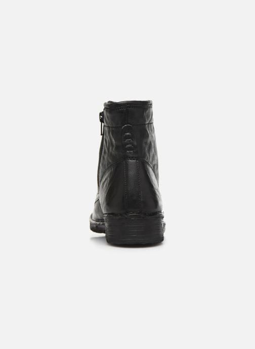Ankle boots Khrio 10521K Black view from the right
