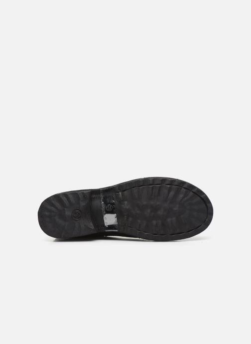 Bottines et boots Khrio 10521K Noir vue haut