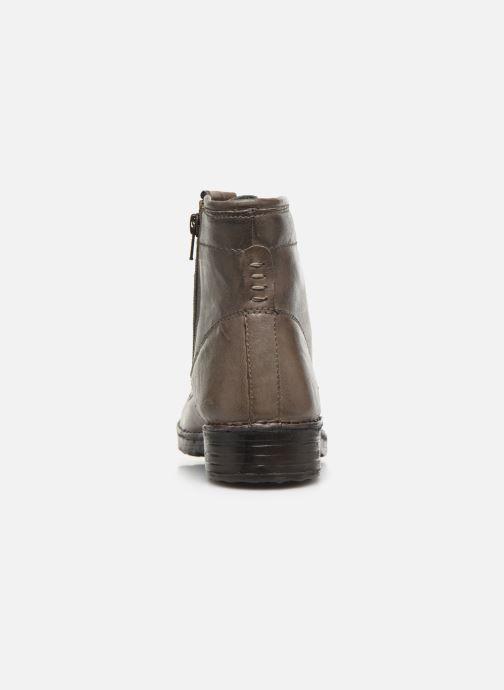 Bottines et boots Khrio 10521K Gris vue droite
