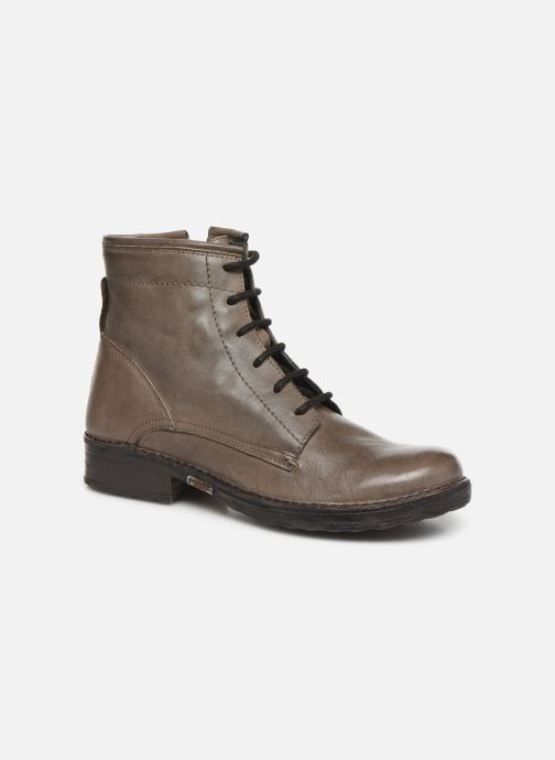 Ankle boots Khrio 10521K Grey detailed view/ Pair view
