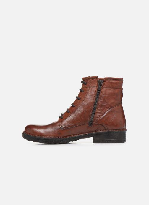 Bottines et boots Khrio 10521K Marron vue face