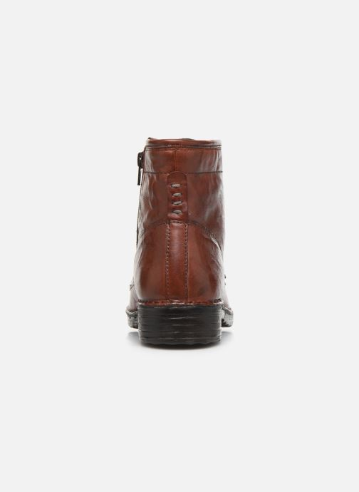 Bottines et boots Khrio 10521K Marron vue droite