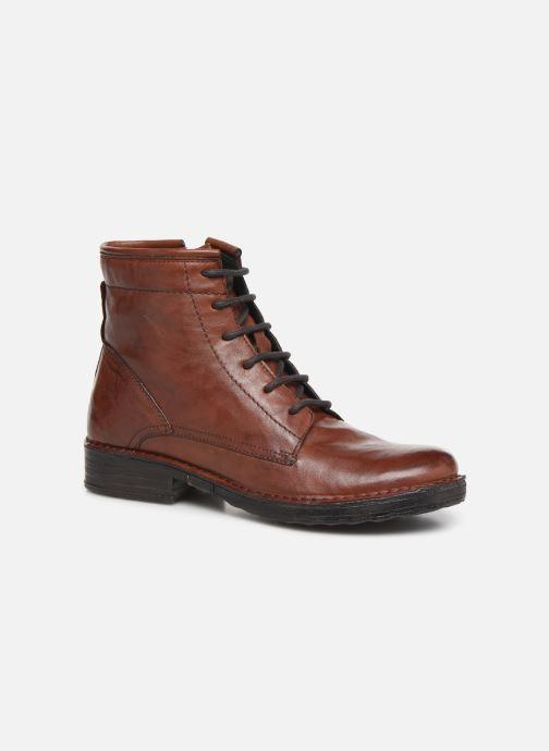 Bottines et boots Khrio 10521K Marron vue détail/paire