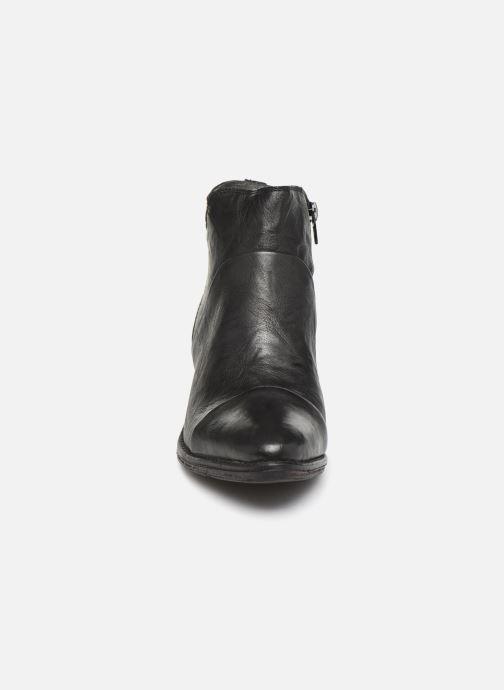 Bottines et boots Khrio 10800K Noir vue portées chaussures