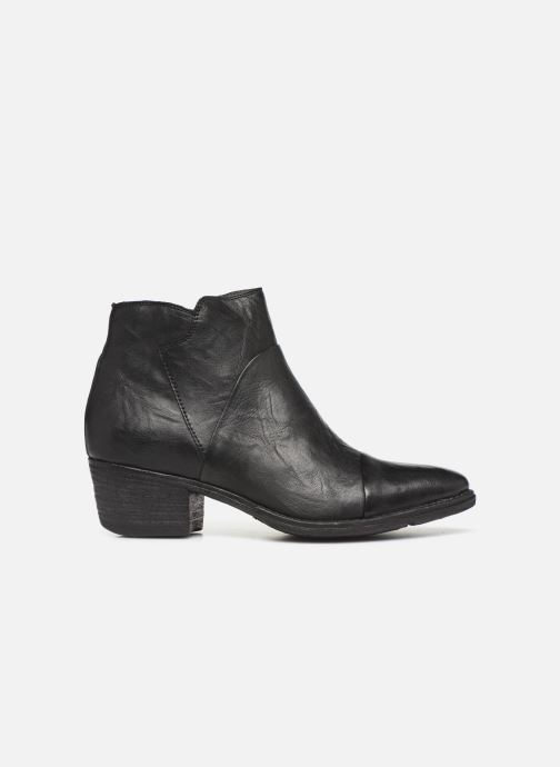 Ankle boots Khrio 10800K Black back view