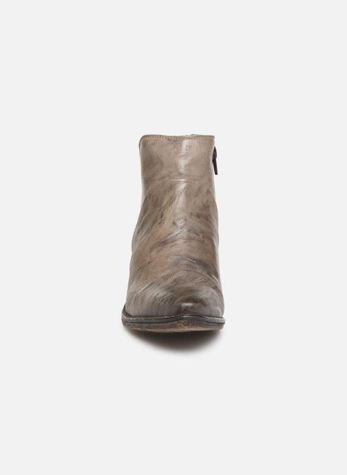 Bottines et boots Khrio 10800K Gris vue portées chaussures