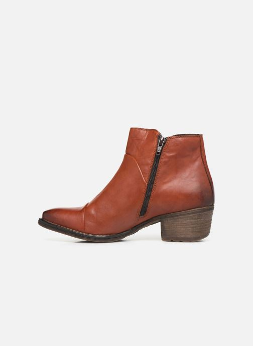 Bottines et boots Khrio 10800K Marron vue face