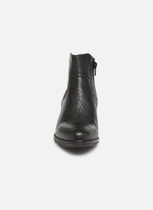 Stiefeletten & Boots Khrio 10807K schwarz schuhe getragen
