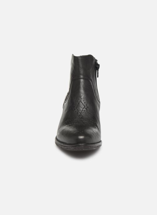 Ankle boots Khrio 10807K Black model view