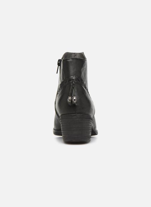 Stiefeletten & Boots Khrio 10807K schwarz ansicht von rechts
