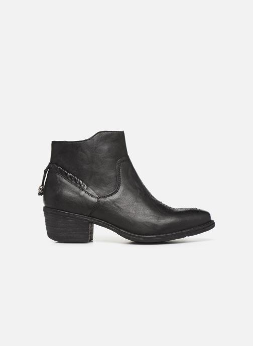 Ankle boots Khrio 10807K Black back view