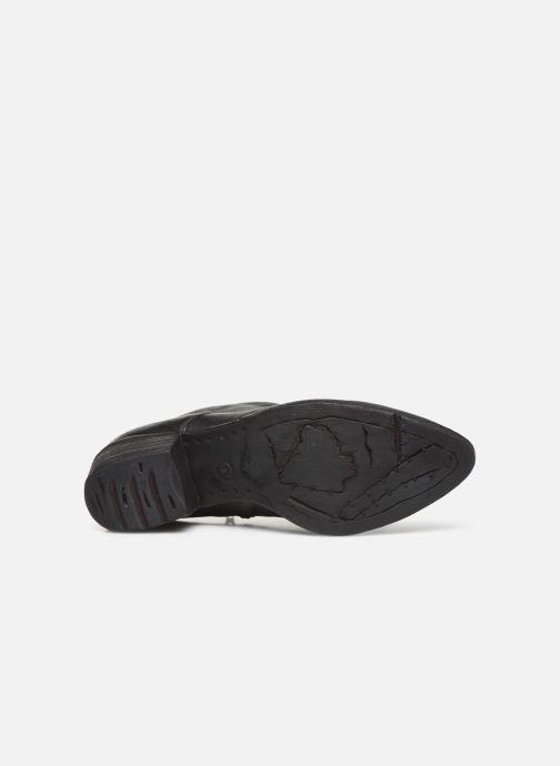 Stiefeletten & Boots Khrio 10807K schwarz ansicht von oben