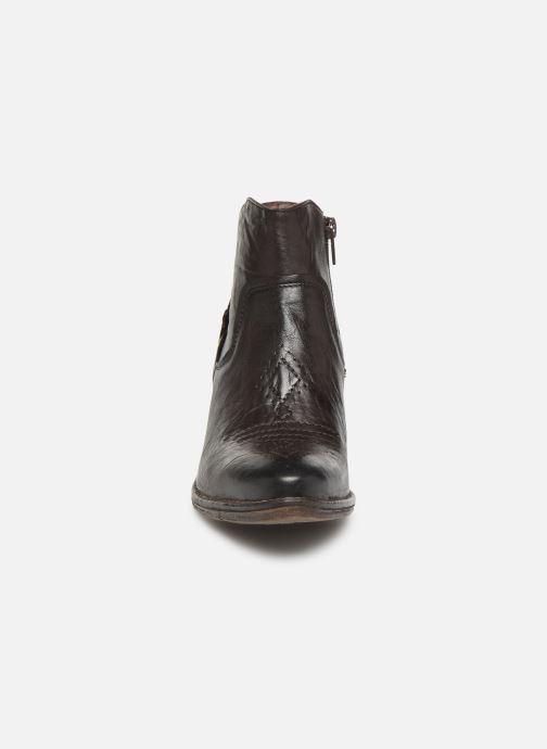 Boots en enkellaarsjes Khrio 10807K Bruin model
