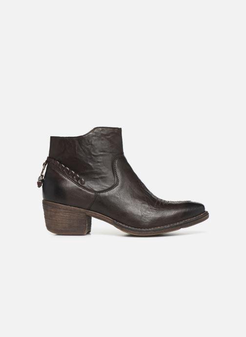 Boots en enkellaarsjes Khrio 10807K Bruin achterkant