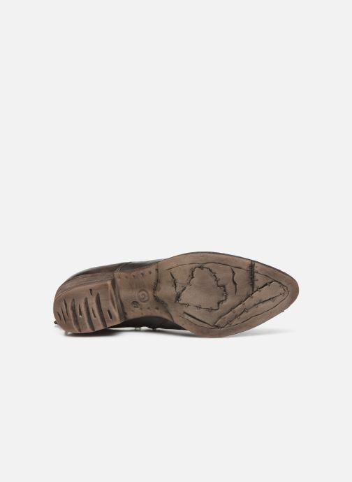 Boots en enkellaarsjes Khrio 10807K Bruin boven