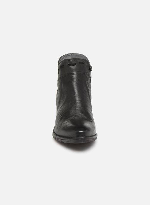 Bottines et boots Khrio 10803K Noir vue portées chaussures