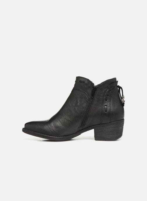 Bottines et boots Khrio 10803K Noir vue face