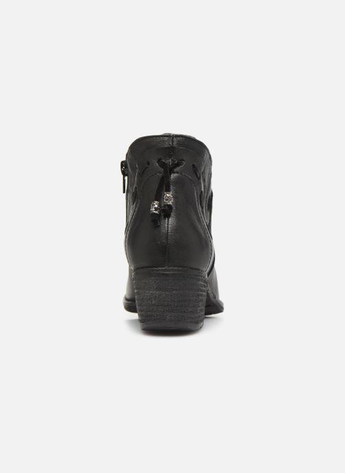 Bottines et boots Khrio 10803K Noir vue droite