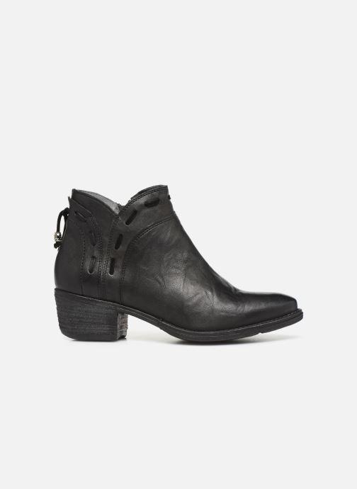 Bottines et boots Khrio 10803K Noir vue derrière