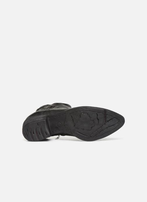 Bottines et boots Khrio 10803K Noir vue haut