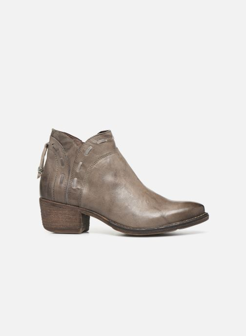 Ankle boots Khrio 10803K Grey back view