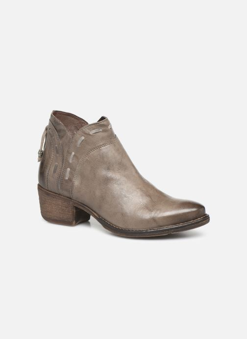 Ankle boots Khrio 10803K Grey detailed view/ Pair view