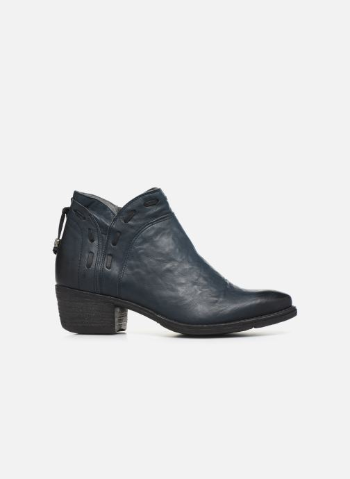 Ankle boots Khrio 10803K Blue back view