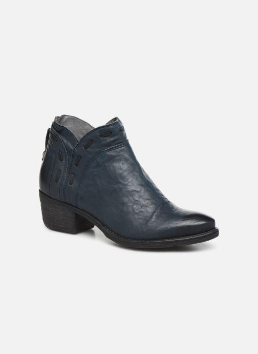 Bottines et boots Khrio 10803K Bleu vue détail/paire