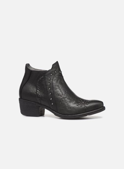 Ankle boots Khrio 10806K Black back view