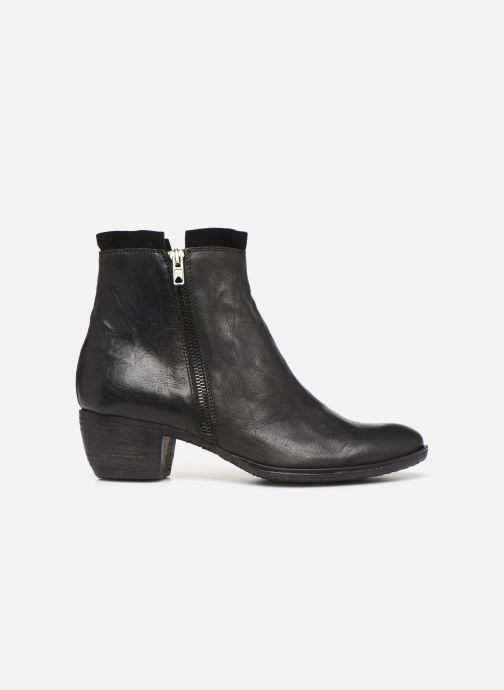 Ankle boots Khrio 10721K Black back view