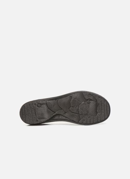 Chaussures à lacets Khrio 10505K Marron vue haut