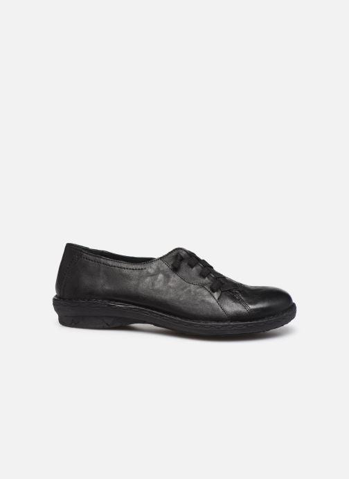 Chaussures à lacets Khrio 10503K Noir vue derrière