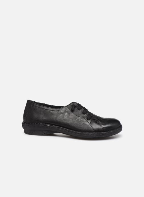 Lace-up shoes Khrio 10503K Black back view