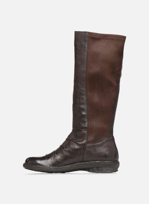 Bottines et boots Khrio 10511K Marron vue face