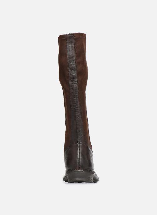 Bottines et boots Khrio 10511K Marron vue droite