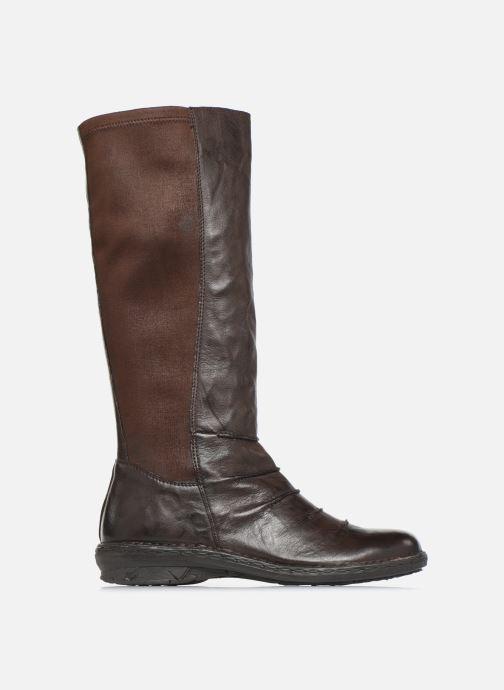 Bottines et boots Khrio 10511K Marron vue derrière