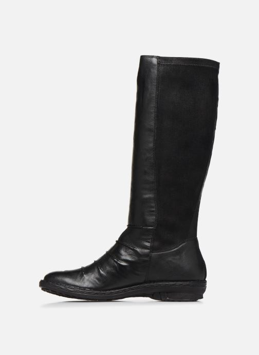 Ankle boots Khrio 10511K Black front view