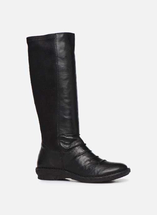 Ankle boots Khrio 10511K Black detailed view/ Pair view