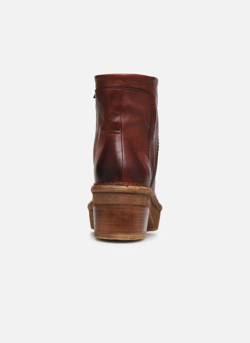 Bottines et boots Khrio 10643K Marron vue droite