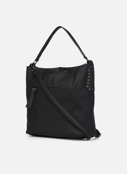 Handtassen Tamaris ADORA HOBO BAG L Zwart rechts
