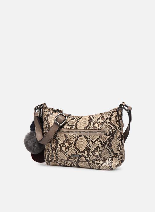 Handbags Tamaris MEI CROSSBODY BAG Beige model view