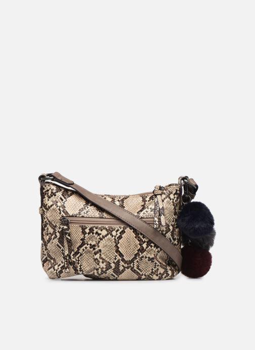 Handbags Tamaris MEI CROSSBODY BAG Beige front view