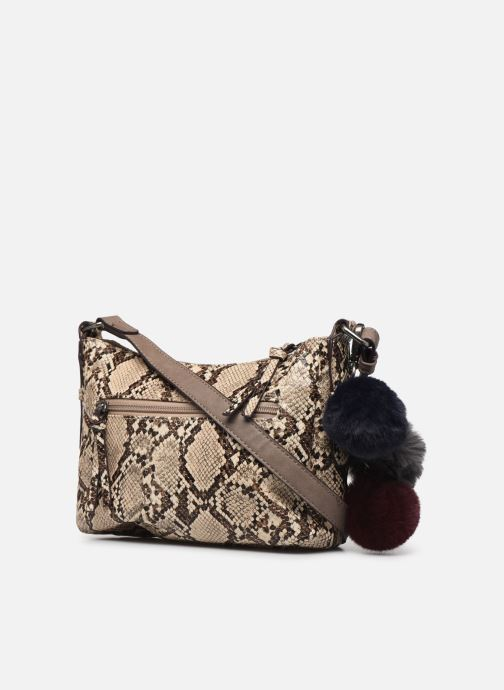 Handbags Tamaris MEI CROSSBODY BAG Beige view from the right