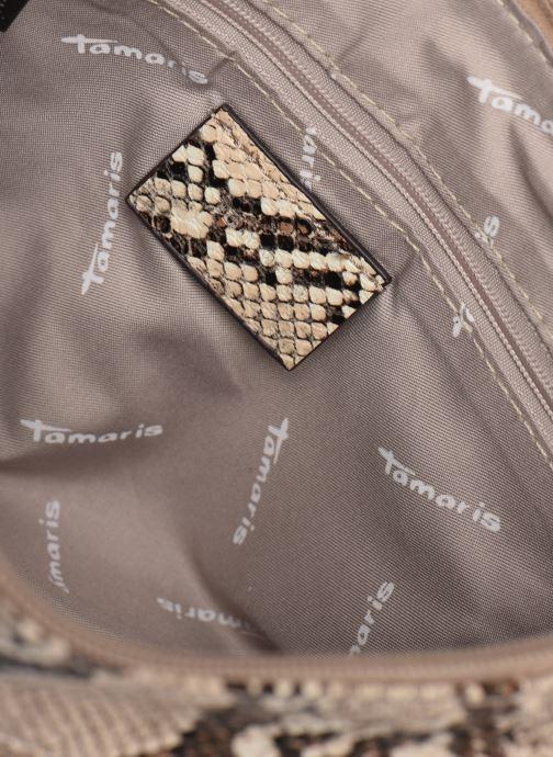 Handbags Tamaris MEI CROSSBODY BAG Beige back view