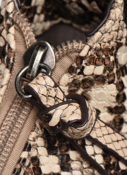 Handbags Tamaris MEI CROSSBODY BAG Beige view from the left