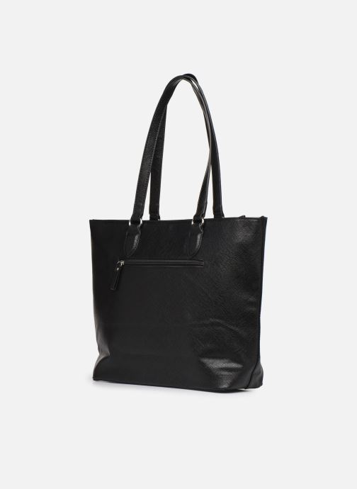 Bolsos de mano Tamaris MABOU SHOPPING BAG Negro vista lateral derecha