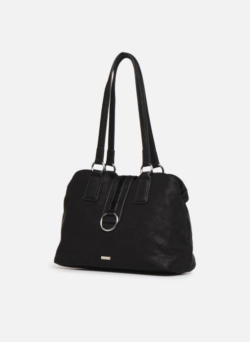 Sacs à main Tamaris MADOKA SHOULDER BAG Noir vue portées chaussures
